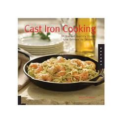 Lodge  - CBCCR - Cast Iron Gourmet Cook Book image