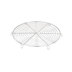 World Cuisine - 47098-30 - 11 7/8 in Round Cooling Rack image