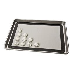 Focus Foodservice - 90SBM1216 - Half Size Silicone Baking Mat image