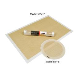 Winco - SBS-21 - Two-Third Size Silicone Baking Mat image