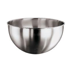 World Cuisine - 11951-40 - 19 qt Stainless Steel Mixing Bowl image