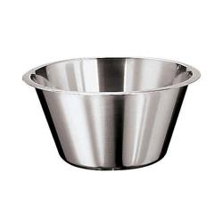 World Cuisine - 12580-36 - 11 5/8 qt Stainless Steel Mixing Bowl image