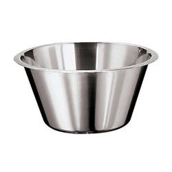 World Cuisine - 12580-40 - 18 qt Stainless Steel Mixing Bowl image