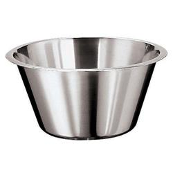 World Cuisine - 12580-50 - 35 qt Stainless Steel Mixing Bowl image