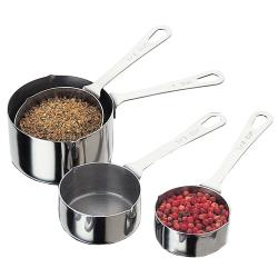 Focus Foodservice - 527 - Measuring Cup Set image