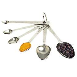 Focus Foodservice - 8308 - Measuring Spoon Set image