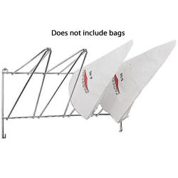 World Cuisine - 47107-00 - Stainless Steel Pastry Bag Dryer image