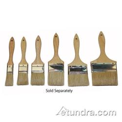Winco - WBR-25 - 2 1/2 in Pastry Brush image