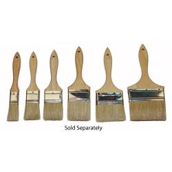 Winco - WBR-40 - 4 in Pastry Brush image