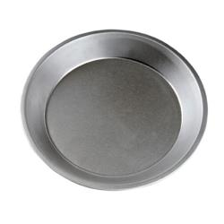 Focus Foodservice - 977159 - 9 in x 1 3/16 in Pie Pan image