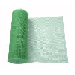 Winco - BL-240G - 2 ft x 40 ft Green Shelf Liner image