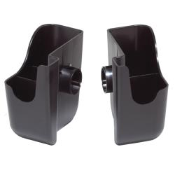 San Jamar - BD100S - Garnish Center Straw Caddies image
