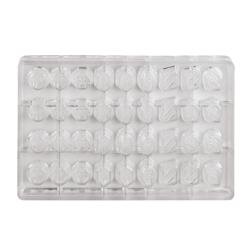 World Cuisine - 47860-10 - (36) Assorted Polycarb Chocolate Mold image