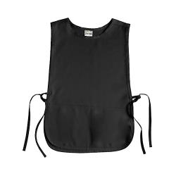 KNG - 1163BLK - 2 Pocket Black Cobbler Apron image