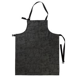 KNG - 2714CHAR - Waterproof Charcoal Vinyl Apron image