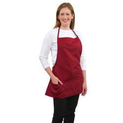 RDW - A9035WN - 3 Pocket Wine Bib Apron image