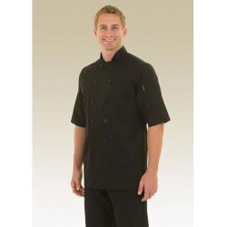 Chef Works - BLSS-5XL - Chambery Chef Coat (5XL) image