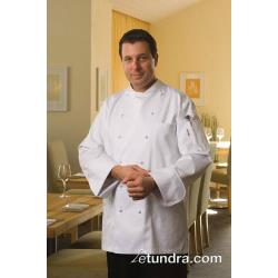 Chef Works - CCHR-S-36 - Henri Executive Chef Coat (S) image