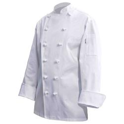 Chef Works - CKCC-3XL-56 - Montreux Executive Chef Coat (3XL) image