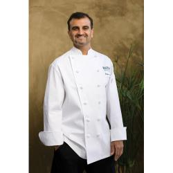 Chef Works - CKCC-XL-50 - Montreux Executive Chef Coat (XL) image