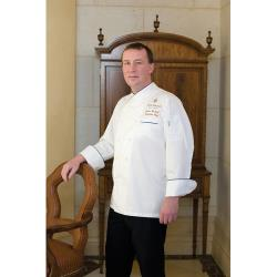 Chef Works - ECRI-XS-34 - Bali Chef Coat (XS) image