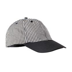 Chef Works - BBCH - Checked Baseball Cap image