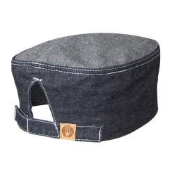 Chef Works - HB004-IBL - Indigo Blue Manhattan Beanie image