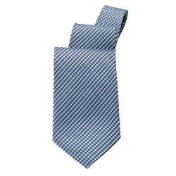 Chef Works - T0000-BCK - Blue Checkered Tie image