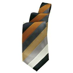 Chef Works - TP6S-EAR - Rust Six Stripe Tie image