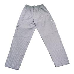 Chef Works - CPSP-M - Checked J54 Cargo Pants (M) image