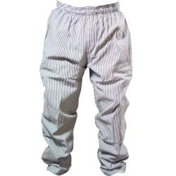 Chef Works - NBCP-L - Checked Baggy Chef Pants (L) image