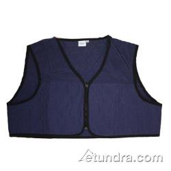 PIP - 390-M1750-NVY/2X - Cool Medics Navy Cooling Vest (XXL) image