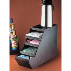 Cal-Mil - 360-4 - 4-Tier Coffee Organizer and Airpot Stand image