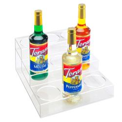 Cal-Mil - P296 - 3-Tier Bottle Display image