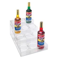 Cal-Mil - P297 - 4-Tier Bottle Display image