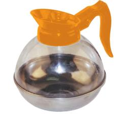 Winco - CD-64O - 64 oz Decaf Decanter image
