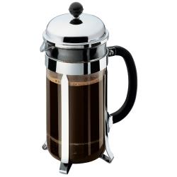 Bodum - B1928-16SAN - SAN Plastic Chambord 8 Cup French Coffee Press image
