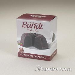Nordic Ware - 77730 - Chocolate Decadence Bundt Mix image