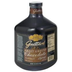 Guittard - 04398 - 96 oz Chocolate Syrup image