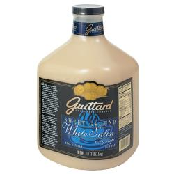 Guittard - 04399 - 96 oz White Satin Syrup image