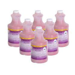 Paragon - 7880 - 6-4 lb. bottles Cherry Magic Floss image