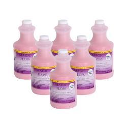 Paragon - 7883 - 6-4 lb. bottles Strawberry Cream Magic Floss image