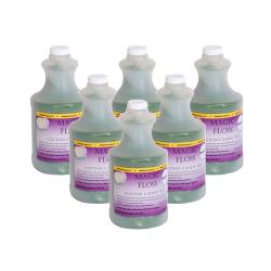 Paragon - 7886 - 6-4 lb. bottles Green Apple Magic Floss image