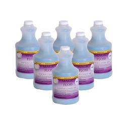 Paragon - 7887 - 6-4 lb. bottles Grape Magic Floss image