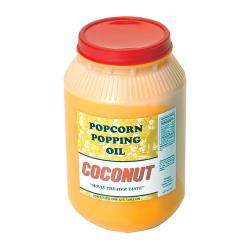 Paragon - 1015 - Gallon Coconut Popcorn Popping Oil  image
