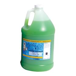 Paragon - 6208 - Motla Sugar-Free Syrup - Lemon Lime (gallon) image