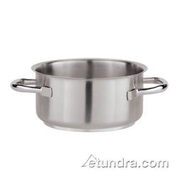 World Cuisine - 11010-24 - 5 3/4 qt Stainless Steel Stew Pot image