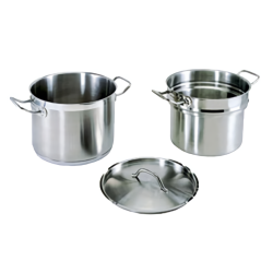Update - SDB-12 - 12 qt Induction Ready Supersteel® Double Boiler image