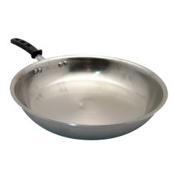 Vollrath - 69812 - Tribute® 12 in Natural Finish Stainless Steel Fry Pan image