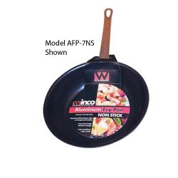 Winco - AFP-7NS - Majestic 7 in Non-Stick Aluminum Fry Pan image